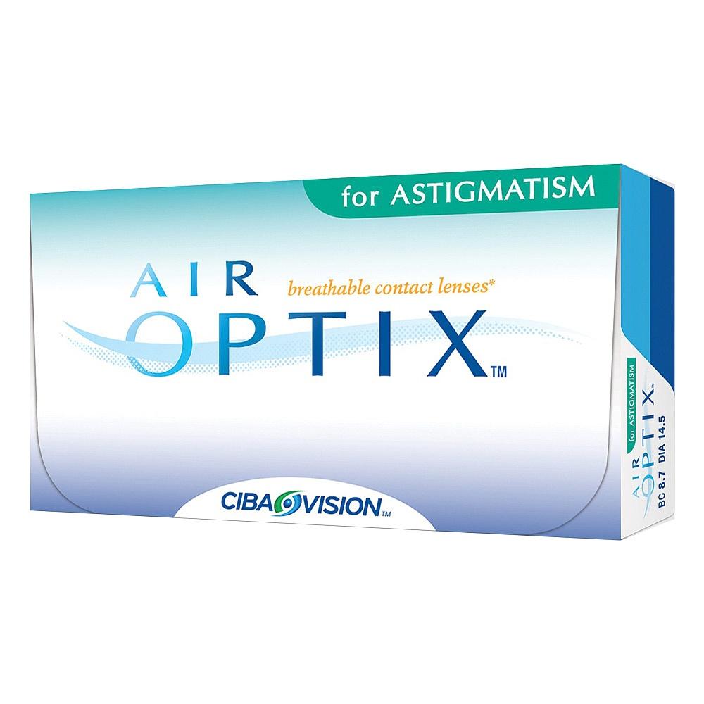 Air Optix for Astigmatism, 6-pk