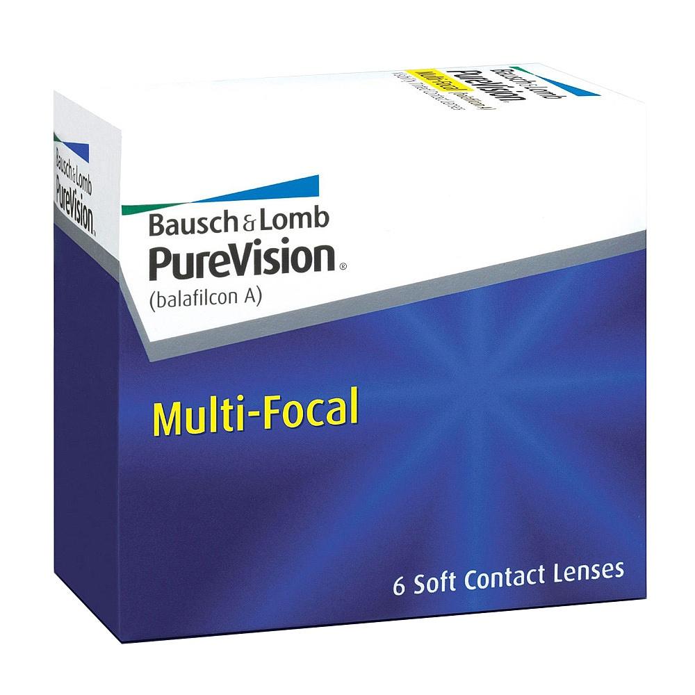 PureVision Multi-Focal, 6-pk