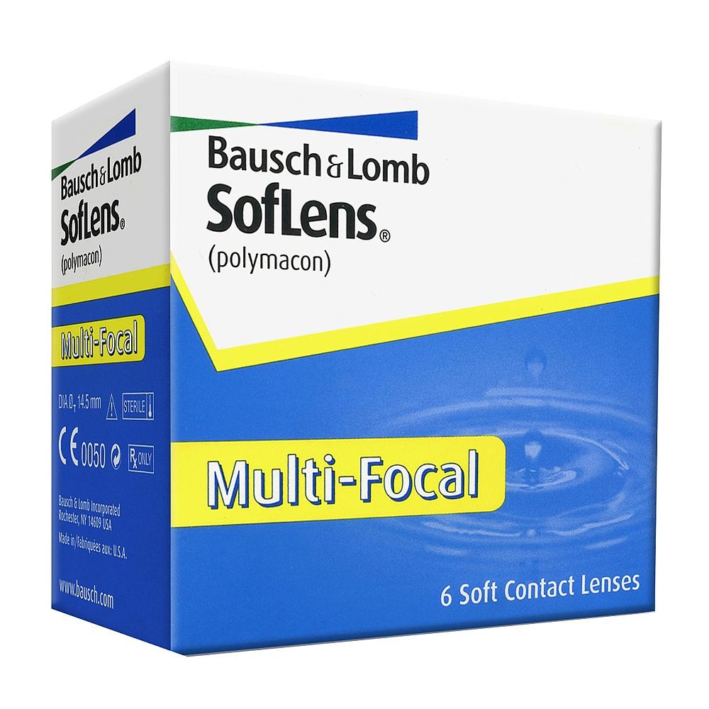 SofLens Multi-Focal, 6-pk