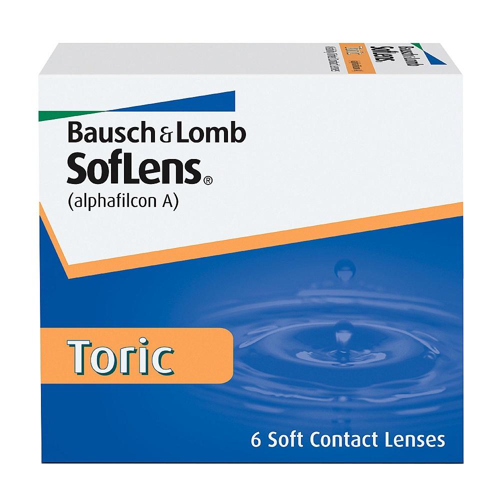 SofLens Toric, 6-pk