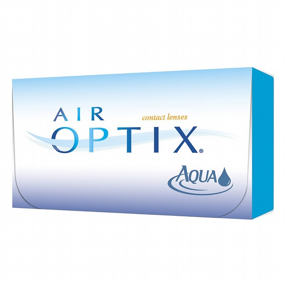 Air Optix Aqua, 6-pk