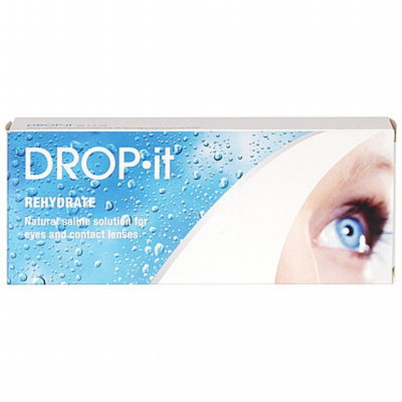 DROP-it Ögondroppar 20 x 2  ml