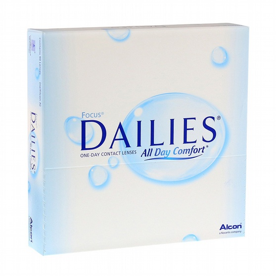 Focus DAILIES All Day Comfort 90-pk