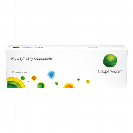 MyDay Daily Disposable, 30-pk