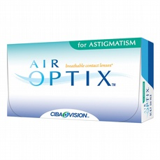 Air Optix for Astigmatism, 6-pk
