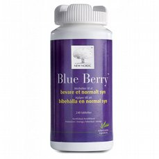Blue Berry Plus Ögonvitamin 240t