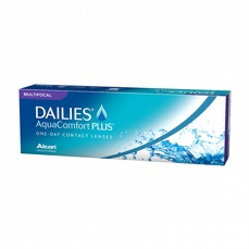 DAILIES AquaComfort Plus Multifocal, 30-pk
