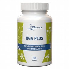 Öga Plus 60k Vegan