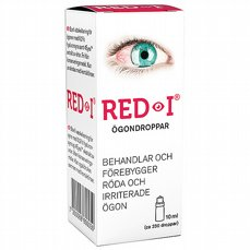 RED-I Ögondroppar, 10 ml